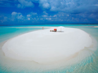 It's official. I want to go to Maldives.