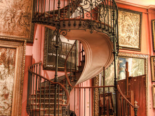 I want my future house to have this exact staircase.