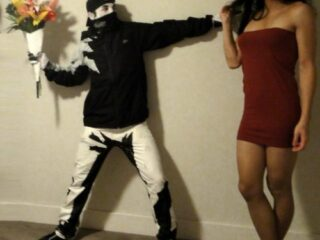Awesome Banksy Halloween costume