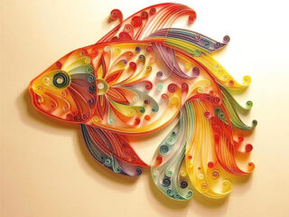 Quilling is so beautiful