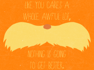 Listen to The Lorax