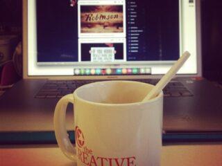 Tea & Tumblr. #fridaymorning
