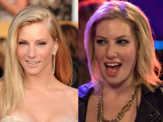 Can someone please write a movie where Heather Morris and Ari Graynor play sisters?