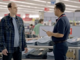 Kmart's new marketing team sure is ballsy.