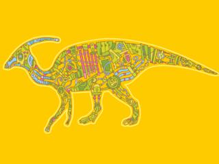 Dinosaurs by Barney Ibbotson